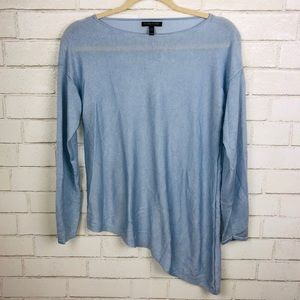Eileen Fisher Asymmetrical Sweater PM A2428